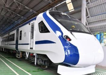 ट्रेन 18 'मेक इन इंडिया'