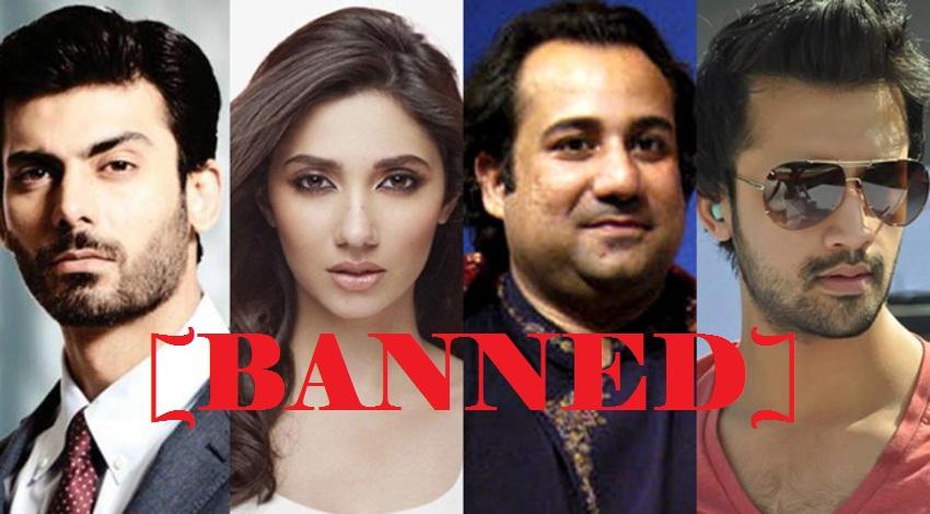 पाकिस्तान कलाकारों बॉलीवुड