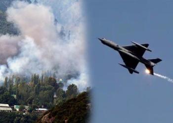 एयर स्ट्राइक मीडिया पाकिस्तान
