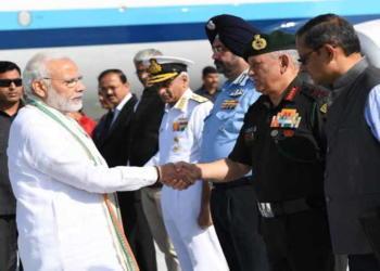 मोदी भारतीय सेना
