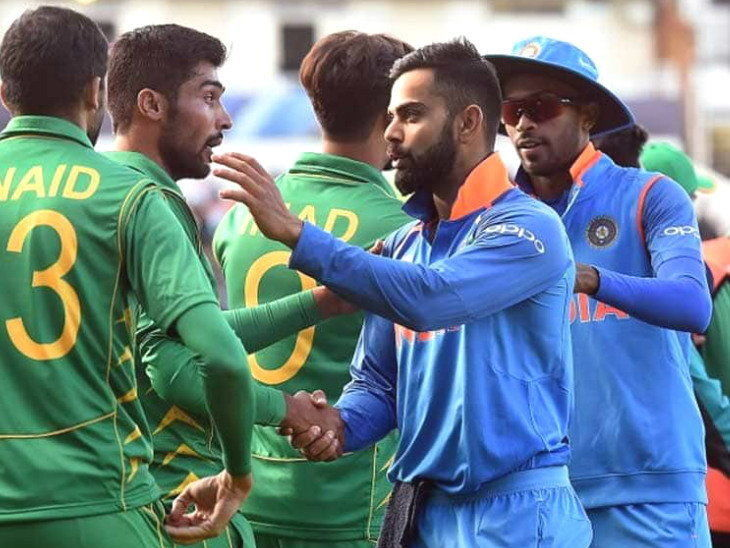 वर्ल्डकप क्रिकेट पाकिस्तान भारत