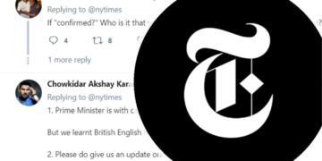 न्यू यॉर्क टाइम्स भारत