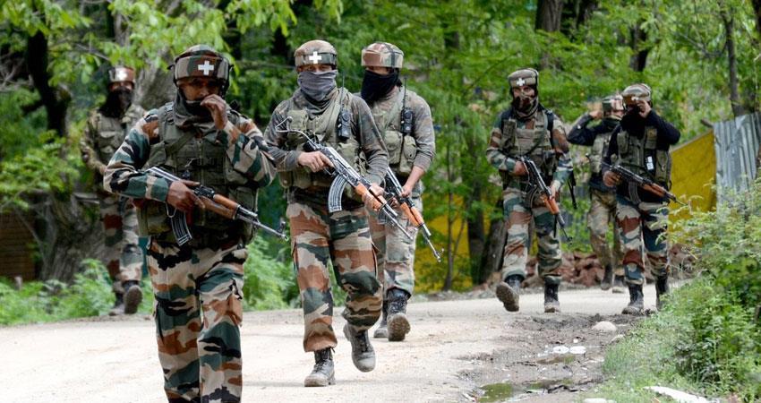 भारतीय सेना म्यांमार रोहिंग्या