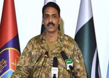 आसिफ गफूर पाकिस्तान