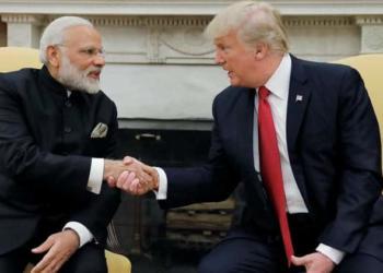 अमेरिका चीन मेक इन इंडिया