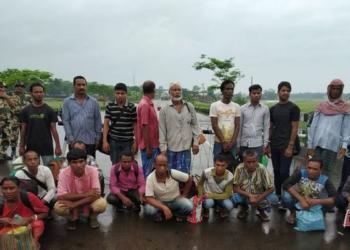 बांग्लादेशी मोदी सरकार