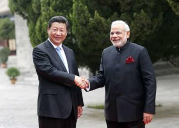 चीन भारत