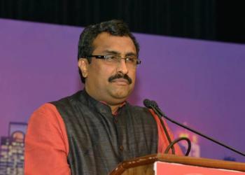 राम माधव बीजेपी सहयोगियों