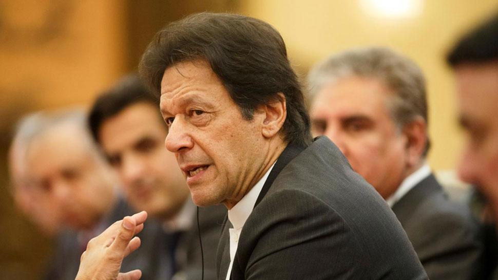 पाकिस्तान इमरान खान